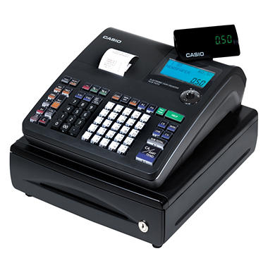 Casio - PCRT48S Cash Register