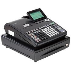 Casio PCRT500 Thermal Print Cash Register - 3,000 Lookups