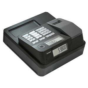 Casio - SM-T274 Thermal Print Cash Register, 999 LookUps