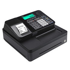 Casio PCR-T285 Thermal Print Cash Register - 2,000 Lookups