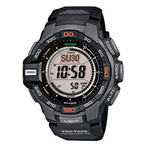 Casio Pro-Trek Triple Sensor Watch