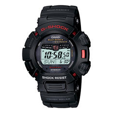 Men's Casio G-Shock Atomic Solar Watch