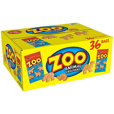 Austin Zoo Animals - 36/2 oz.