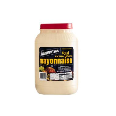 Admiration Real Mayonnaise - 1 gal.