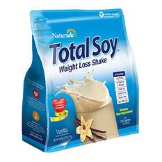 Naturade Total Soy Vanilla NEW Formula - 3 lbs.