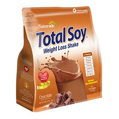 Naturade Total Soy, Chocolate (3 lbs.)
