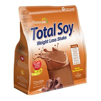 Naturade Total Soy Chocolate NEW Formula - 3 lbs.