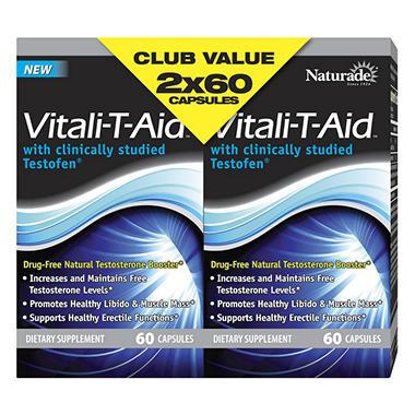 VITALI-T-AID 120CT