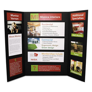 Elmer's® Polystyrene Foam Premium Display Board - 12