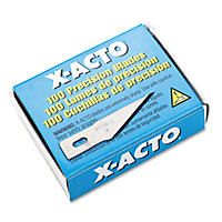 X-ACTO - #2 Bulk Pack Blades for X-Acto Knives -  100/Box