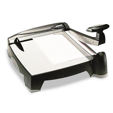 X-ACTO - Laser Guillotine Paper Trimmer, Plastic Base, 12