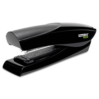 Rapid ECO Desktop Stapler - Black - 30 sheet capacity