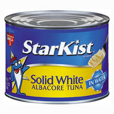 StarKist Solid White Albacore Tuna in Water (66.5 oz.)