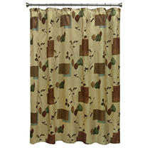 Click here for Leaf Study Shower Curtain prices