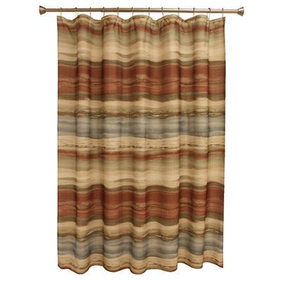 "Au Natural Shower Curtain (70"" x 70"")"