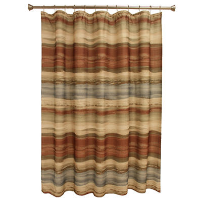 "Au Natural Shower Curtain (70"" x 70"")"