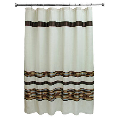 "Dresden Shower Curtain (72"" x 70"")"