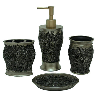 Winslow Bath Accessory Set (4 pcs.)