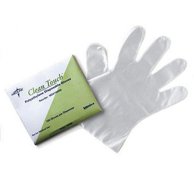 Clean Touch Foodservice Gloves - Latex Free - Various Sizes - 10,000 ct.
