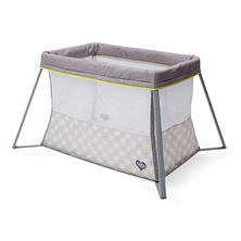 Delta Children Viaggi + Playard with Bassinet Insert, Mosaic