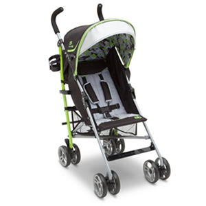 J is for Jeep Brand Scout AL Sport Stroller, Camouflage Green