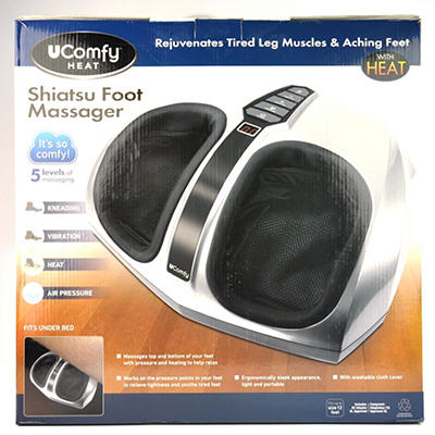 uComfy Shiatsu Foot Massage with Heat