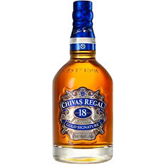 Whisky Chivas Regal 18 Year Old Scotch - 750ml