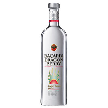 Bacardi Rum Dragon Berry (750 ml)