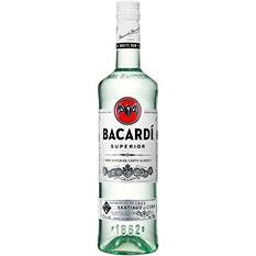 Bacardi Rum Light (750ML)