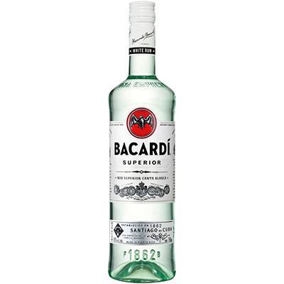 Bacardi Blanco Rum - 750ML