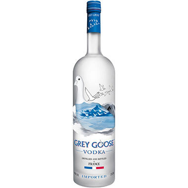 +GREY GOOSE VODKA 1.75 LITER