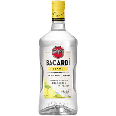 +BACARDI LIMON 1.75 LITER