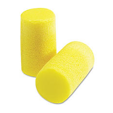 3M - E·A·R Classic Plus Earplugs, PVC Foam, Yellow -  200 Pairs