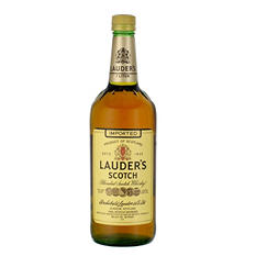 Lauder's Blended Scotch Whisky 1 Liter