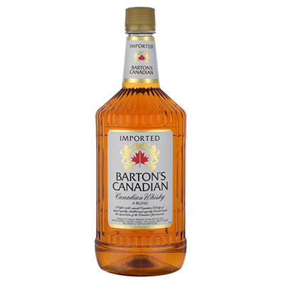 Barton Canadian Whisky - 1.75L