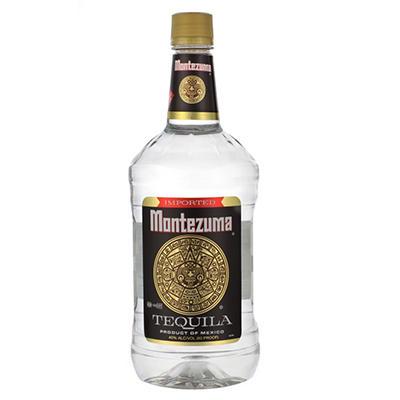 Montezuma White Tequila 1.75 L.