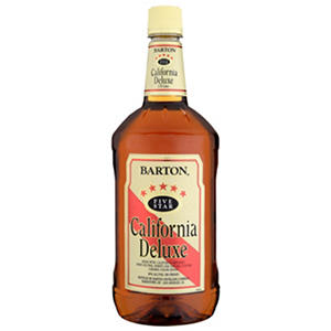 Barton California Brandy (1.75 L)