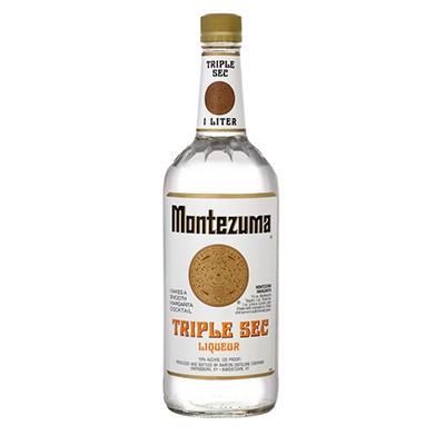 Montezuma Triple Sec Liqueur 1 Liter