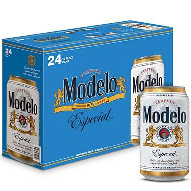 Modelo Especial - 24 / 12 oz. cans