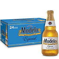 Modelo Especial Beer (12 fl. oz. bottle, 24 pk.)
