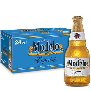 MODELO ESPECIAL 24 / 12 OZ BOTTLES