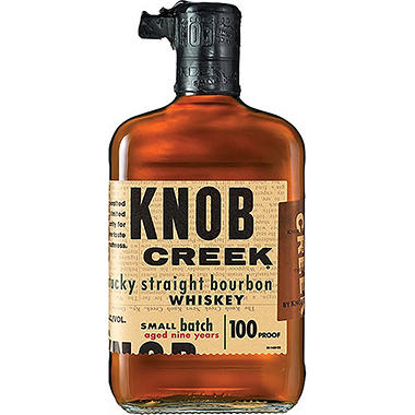 Knob Creek Kentucky Straight Bourbon Whiskey (1.75 L)