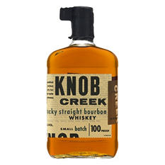 Knob Creek Kentucky Straight Bourbon Whiskey (750ML)
