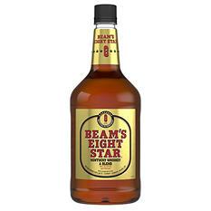 Beam's 8 Star Whiskey (1.75 L)