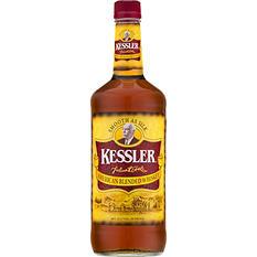Kessler American Blended Whiskey (1 L)