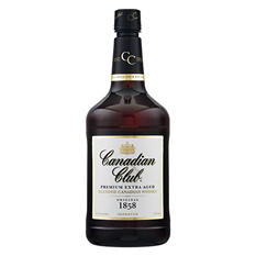 Canadian Club Premium Extra Aged Blended Candian Whisky (1.75 L)