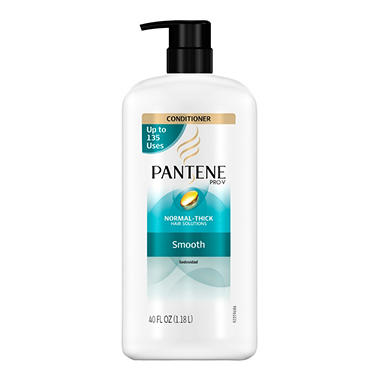 Pantene Pro-V Normal-Thick Smooth Conditioner Pump - 40 oz.