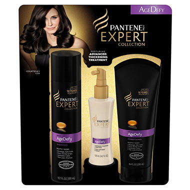 Pantene Expert Collection - Pro-V AgeDefy - 3 pk.