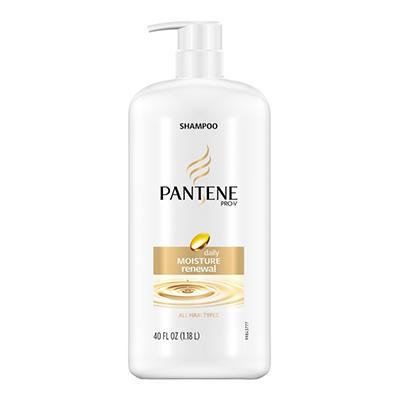 Pantene Pro-V Daily Moisture Renewal Shampoo - 40 oz. pump
