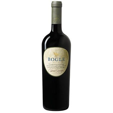 XOFFLINE+BOGLE VINEYARDS CABERNET SAUV 750ML